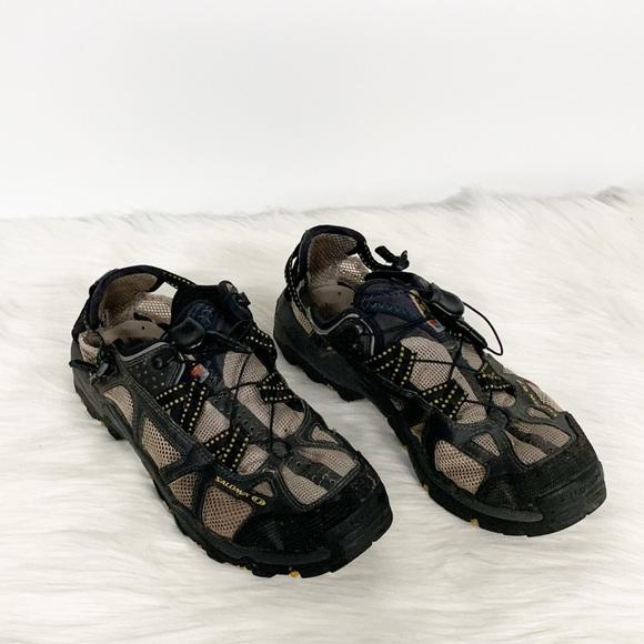 Salomon Waterproof Hiking Slideon